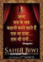 Saheb Biwi Aur Gangster Returns Images Poster
