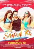 Sanam Re Urvashi Rautela Pulkit Samrat Yaami Gautam Poster