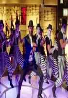 Shamitabh Dhanush Dance Stills