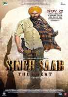 Singh Saab The Great Sunny Deol Poster