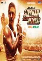 Singham Returns Ajay Devgn Body Poster