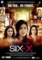 Six X HD Poster