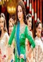 Sultan Anushka Sharma In Green Dress Stills