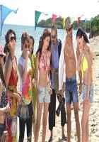 Super Model Ashmit Patel With Hot Bikini Girls Stills