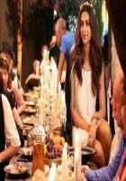 Tamasha 2015 Deepika Padukone On Dining Table Stills
