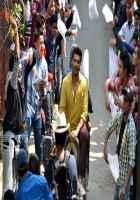 Tevar Arjun Kapoor On Scooter Stills