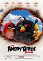 The Angry Birds Movie (English)  Poster