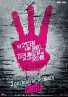 Ungli Three Poster