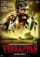 Veerappan  Poster