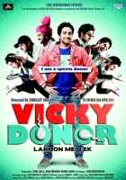 Vicky Donor Images Poster