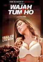 Wajah Tum Ho Sana Khan Hot Boobs Poster