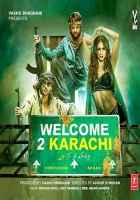 Welcome To Karachi Image Poster