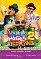 Yamla Pagla Deewana 2 Images Poster