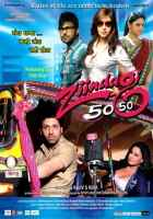 Zindagi 50 50 First Look Wallpaper Poster