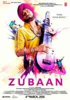 Zubaan First Look Poster