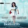 Diary of A Butterfly Poster Udita Goswami