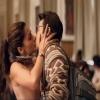 Judwaa 2 Stills Varun Dhawan Taapsee Pannu Kissing Scene
