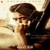 Tiger Zinda Hai Salman Khan Poster
