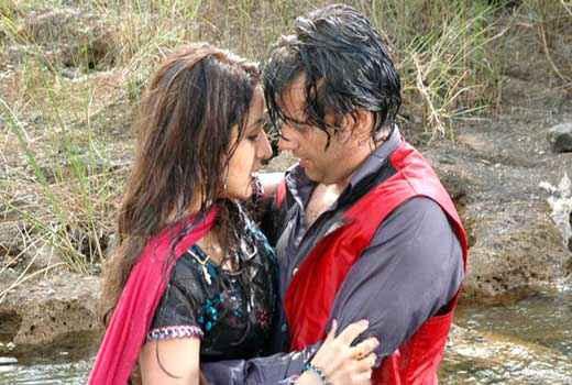10ml Love Rajat Kapoor Tisca Chopra Hot Pics Stills