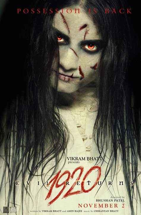 1920 - Evil Returns Photos Poster
