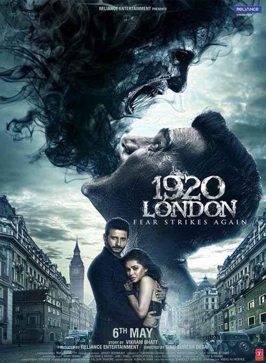 1920 London Image Poster