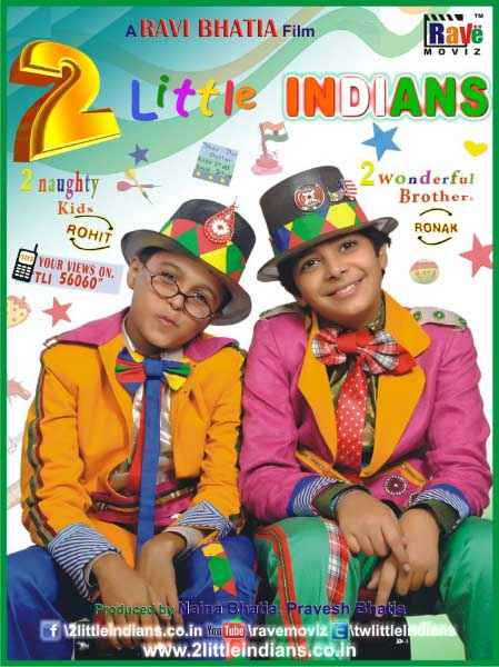 2 Little Indians  Poster