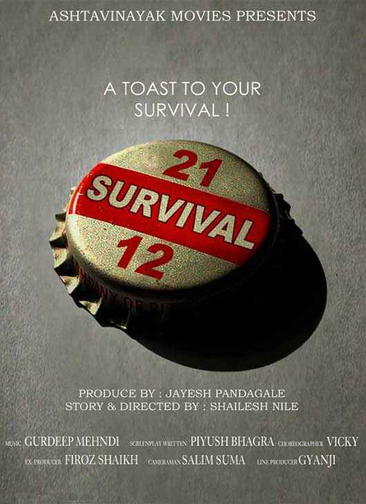 21 Survival 12  Poster