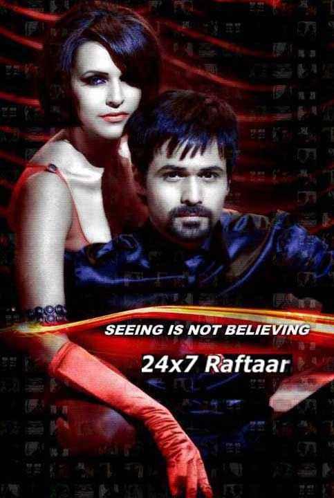 24x7 Raftaar Poster
