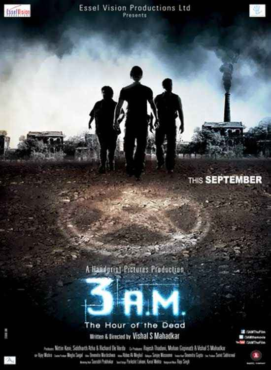 3 AM : The Hour Of The Dead First Look Poster