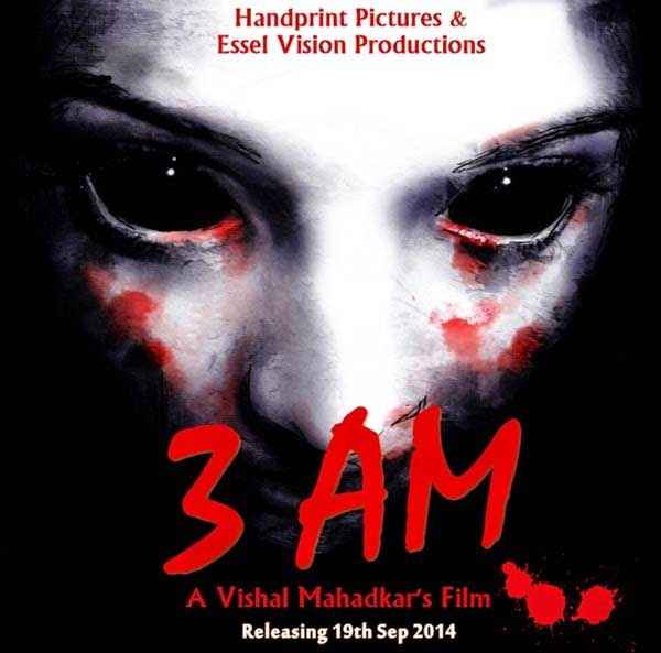 3 AM : The Hour Of The Dead Horror Poster