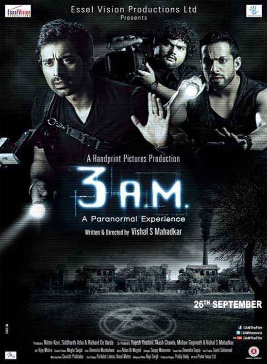 3 AM : The Hour Of The Dead Wallpaper Poster