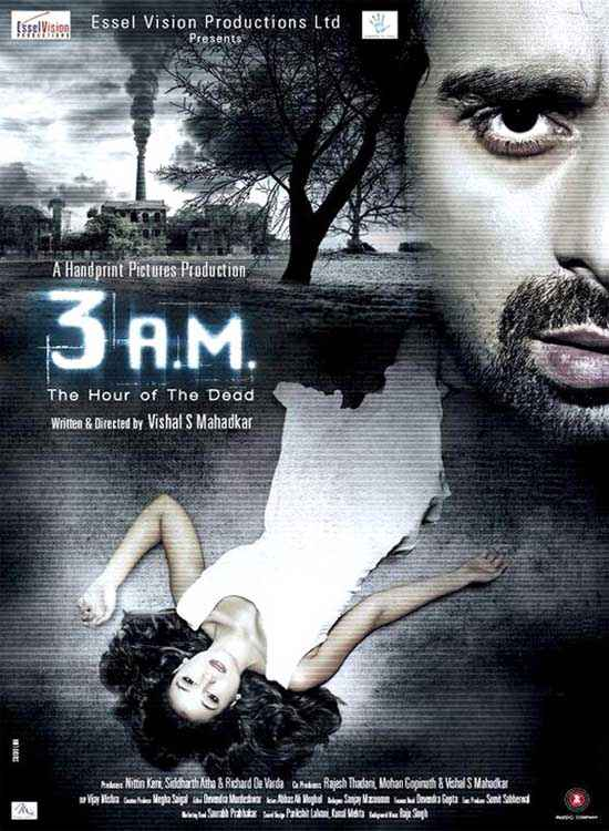 3 AM : The Hour Of The Dead  Poster