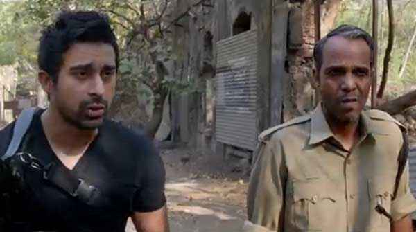3 AM : The Hour Of The Dead Rannvijay Singh Acting Stills