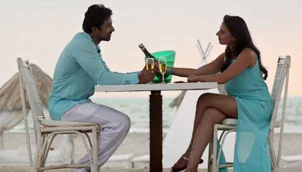 3 AM : The Hour Of The Dead Rannvijay Singh Anindita Nayar Dating Pics Stills