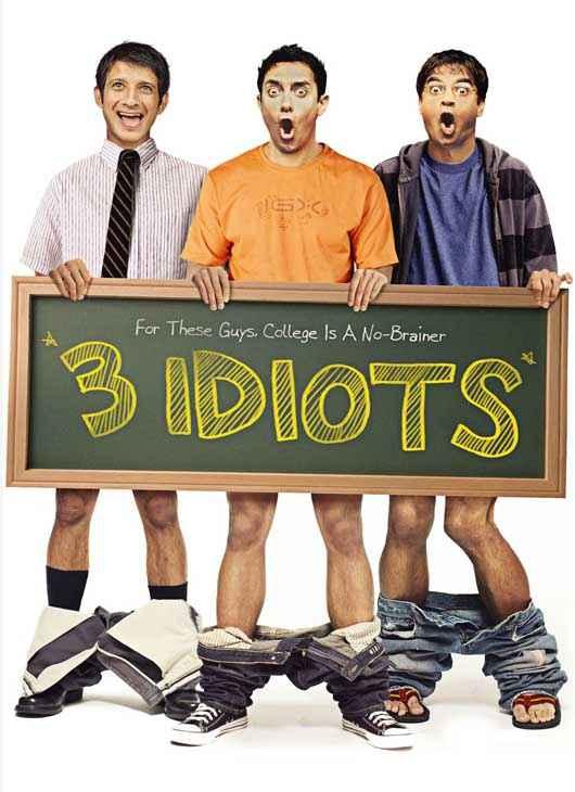 3 Idiots New HD Wallpaper Poster