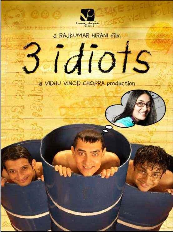 3 Idiots Wallpaper Poster