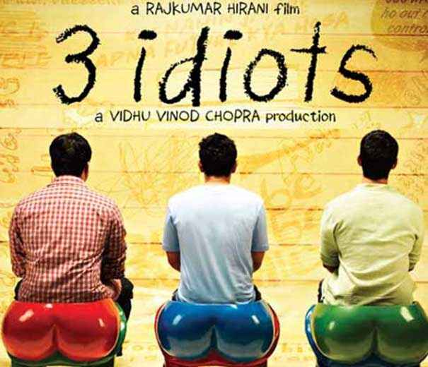 3 Idiots Wallpapers Poster