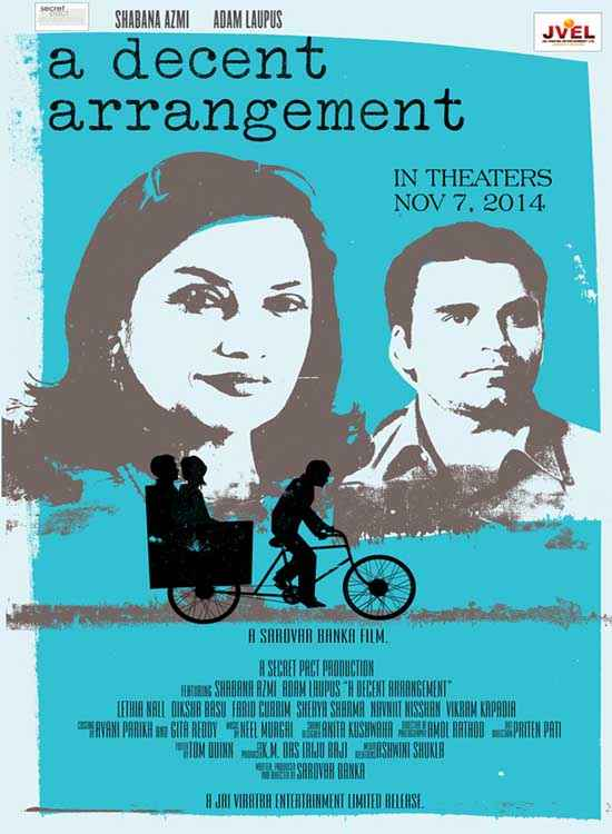 A Decent Arrangement  Poster