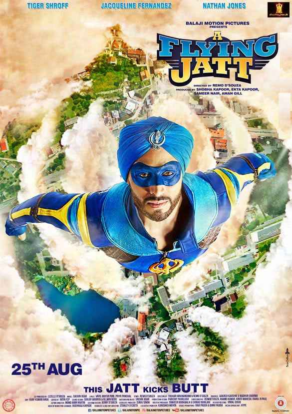 A Flying Jatt Image Poster