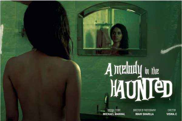 A Melody In The Haunted Hot Poster