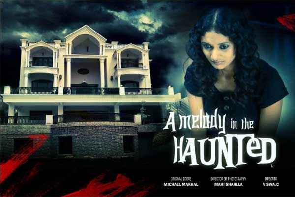 A Melody In The Haunted Images Poster
