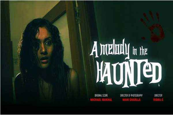 A Melody In The Haunted Photos Poster