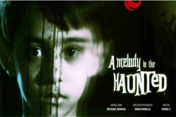 A Melody In The Haunted Pics Poster
