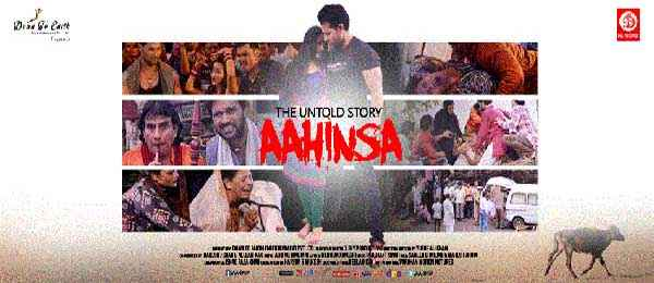 The Untold Story Aahinsa Images Poster