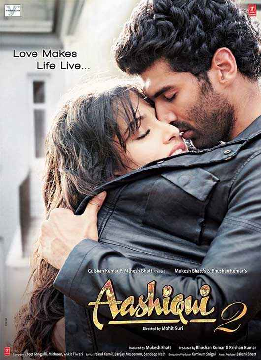 Aashiqui 2 Hot Wallpaper Poster