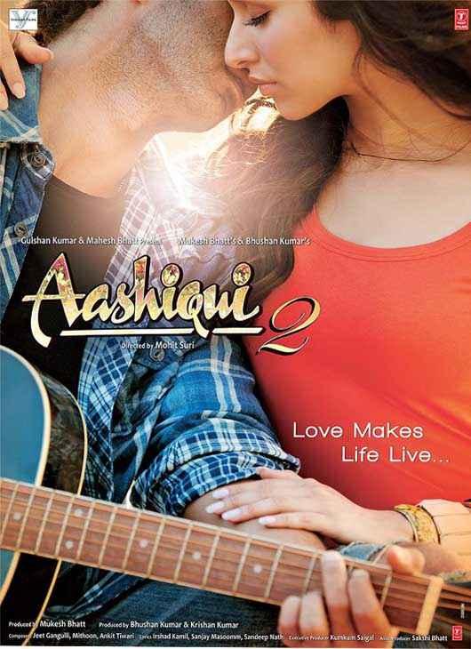 Aashiqui 2 Hot Poster