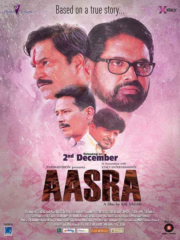 Aasra (2016) Poster
