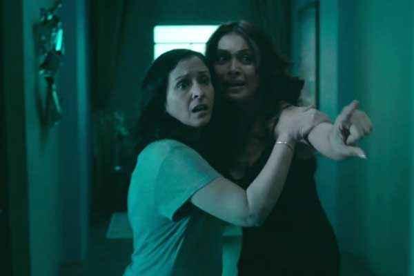 Aatma Bipasha Basu Horror Scene Stills