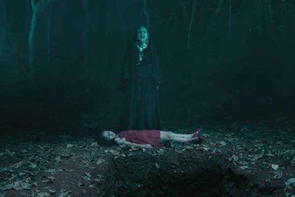 Aatma Horror Scene Stills