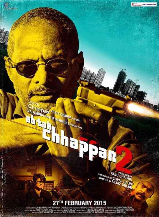 Ab Tak Chhappan 2 Nana Patekar Poster
